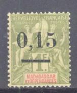 Madagascar: Yvert N° 55**; MNH; Cote 30.00€ - Madagascar (1889-1960)