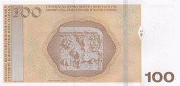 BOSNIA & HERZEGOVINA P.  86b 100 M 2017 UNC - Bosnia And Herzegovina