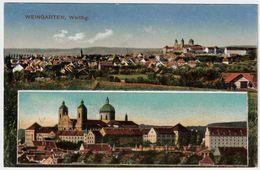 """1919, """" Weingarten """"    , A48 - Sonstige"""