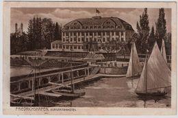 """1922, """" Friedrichshafen """"    , A53 - Friedrichshafen"""