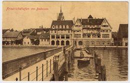 """1923, """" Friedrichshafen """"    , A54 - Friedrichshafen"""