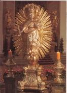 Jesuitenkirche Heidelberg: Silberne Muttergottes Im Strahlenkranz  -   VIERGE  /  MADONNA / VIRGIN - Maagd Maria En Madonnas