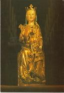 Diest - St.-Sulpitiuskerk : Onze-Lieve-Vrouw  (einde 13e E.)  -   VIERGE  /  MADONNA / VIRGIN - Maagd Maria En Madonnas