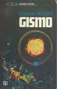GISMO - DAMON KNIGHT - TIJGERPOCKET N° 144 - SF LUITINGH - Sci-Fi And Fantasy