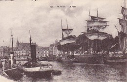 CPA Vannes - Le Port (31481) - Vannes