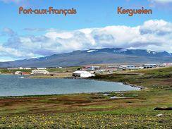 Port-aux-Français Kerguelen - TAAF : Terres Australes Antarctiques Françaises