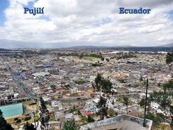 Pujili Ecuador - Ecuador