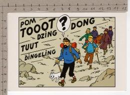 Tintin - Tintin Au Tibet - Bandes Dessinées