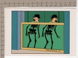 Tintin - Objectif Lune - Bandes Dessinées