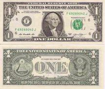 USA New 1 Dollars 2013  UNC - Federal Reserve Notes (1928-...)