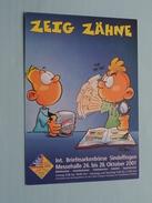 Int. Briefmarkenbörse SINDELFINGEN ( IPA ) Anno 2001 ( Zie Foto Voor Details ) !! - Bourses & Salons De Collections