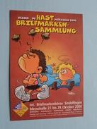 Int. Briefmarkenbörse SINDELFINGEN ( IPA ) Anno 2000 ( Zie Foto Voor Details ) !! - Bourses & Salons De Collections