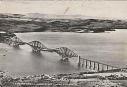 THE FORTH BRIDGE QUEESFERRY NEAR EDINBURGH - Midlothian/ Edinburgh