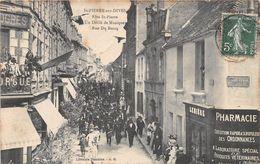 ST PIERRE SUR DIVES - Fête St Pierre - Défilé De Musiques Rue Du Boscq - Other Municipalities