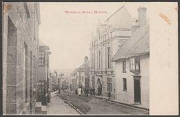 Wendron Street, Helston, Cornwall, C.1905 - Postcard - England