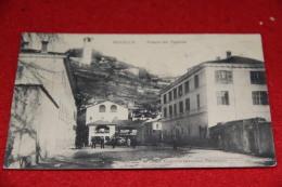 Revello Cuneo Piazza Del Pallone 1905 Ed. Graneris Animata Rara++++++ - Cuneo