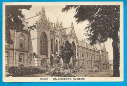 Grave - St. Elisabeth's Rustoord - Pays-Bas
