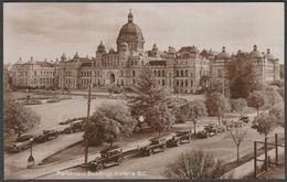 Parliament Buildings, Victoria, British Columbia, Canada, C.1920s - RPPC - Victoria