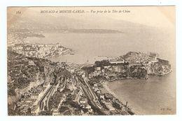 MONACO MONTÉ CARLO VUE DE LA TETE DU CHIEN - ÉDITION ND N° 784 - NON CIRCULÉE  - 2 Scans - Monte-Carlo