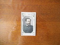 JEAN AICARD NE EN 1849 POETE ACADEMIE FRANCAISE N° 480 1er LIVRE D'OR DES CELEBRITES CHOCOLAT GUERIN-BOUTRON - Guerin Boutron