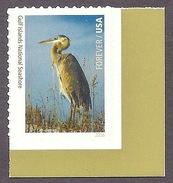 USA 2016 National Parks - Gulf Islands National Seashore, Birds MNH - Vereinigte Staaten