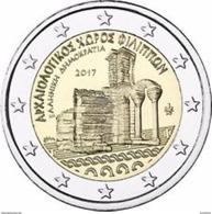 Griekenland  2017    2 Euro  Philippi (Archeologische Site)   LEVERBAAR !!!!      UNC Uit De Rol  UNC Du Rouleaux !! - Grèce