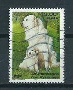 1999 France Animals,dieren,tiere,dogs Used/gebruikt/oblitere - Frankrijk