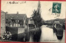 50 GAVRAY - Le Moulin - Laveuses Au Bord De La Rivière - France