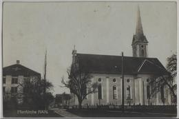 Rain - Pfarrkirche - LU Lucerne