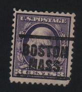 USA 602 SCOTT 503 BOSTON MASS. TANDING 11 - Estados Unidos