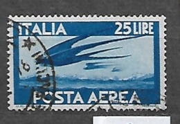 ITALIA, ITALY YVERT PA 118 VF USED. - 1946-.. République