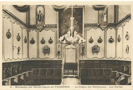 35   Fougeres  Monastere Des Sacre Coeurs - Fougeres