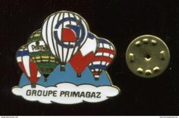 Pin's - Mongolfières Mongolfière PRIMAGAZ - Airships