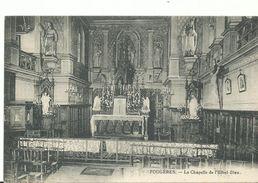 35   Fougeres     La Chapelle De L'hotel Dieu - Fougeres