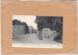 GUINGAMP - 22 - Anciennes Tours Du Chateau De Françoise D'Amboise  - NANT2 - - Guingamp