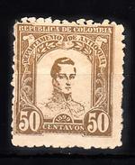 Colombia Departamentos 1899 Mi Nr 114 Generaal Córdova - Colombia