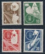 RFA - Exposition Des Transports YT 53-56*  / Bund - Verkehrsausstellung Mi.Nr. 167-170* - BRD