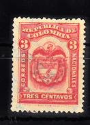 Colombia 1920 Mi Nr  274  Wapen - Colombia