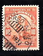 Colombia 1935 Mi Nr 368 - Colombia