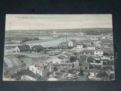 SAINT GILLES CROIX DE VIE     1910  VUE DES QUAIS     CIRC  EDIT - Saint Gilles Croix De Vie