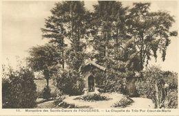 35   Fougeres  Chapelle Du Tres Pur Coeur De Marie - Fougeres