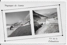 CPSM 74 Col De La Colombiere - France