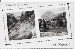 CPSM 74 Le Reposoir - France