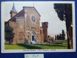 CARTOLINA VIAGGIATA 1940 BAZZANO BOLOGNA (SX847 - Bologna