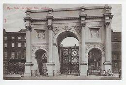 Hyde Park, The Marble Arch, London - Stengel 4385 - London