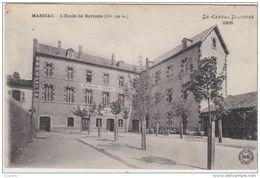 MASSIAC L ECOLE DE GARCONS - France