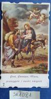 HOLYCARD SANTINO GESU GIUSEPPE MARIA (SX1081 - Andachtsbilder