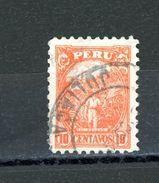 PEROU : Tp  COURANT - N° Yvert  260 Obli. - Peru