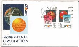 SPD EXPO 92 SEVILLA EXPO 1958 BRUSELAS Y 1851 LONDRES - 1851 – London (United Kingdom)