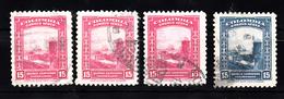 Colombia Toeslag 1941 + 1948  Mi Nr 426  + 526 - Colombia